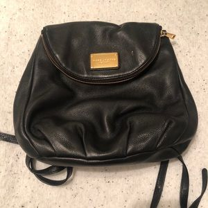 Marc Jacobs Black Leather with Dust Bag